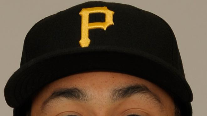 Pedro Alvarez Baseball Headshot Photo
