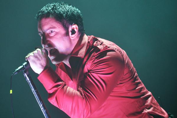 Nine Inch Nails Debut New Song, 'Find My Way,' at Fuji Rock Festival