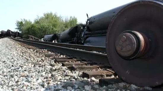 Investigation into Muskogee County train derailment continues