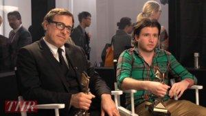 David O. Russell, Son Open Up About Personal Struggles Behind 'Silver Linings Playbook' (Video)