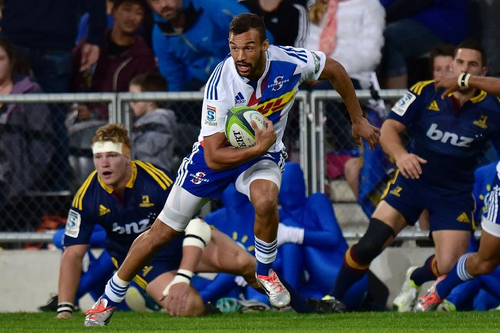 Two-try Leyds stars as Stormers triumph