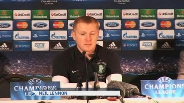 Scottish Premier League - Lennon: Celtic will go for it