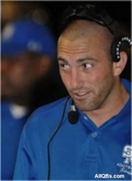 Santa Margarita assistant football coach Scott Coen