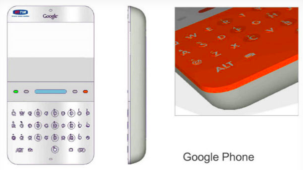 Google's original vision for the 'Google Phone' uncovered in court