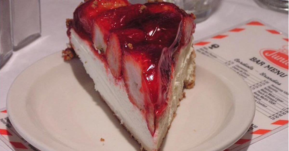 10 Best Places to Get Cheesecake in America