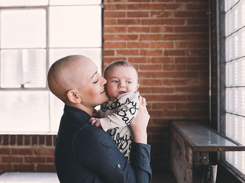 First-Time Mom Diagnosed with Deadly Brain Cancer Just Days After Giving Birth: 'I Still Have a Will to Fight and Survive'