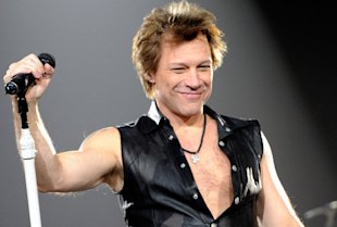 First Brad Pitt For Chanel No.5, Now Jon Bon Jovi As The Face Of Avon Fragrance?!