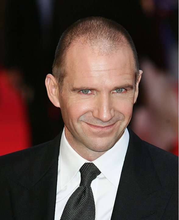The Duchess UK Premiere 2008 Ralph Fiennes