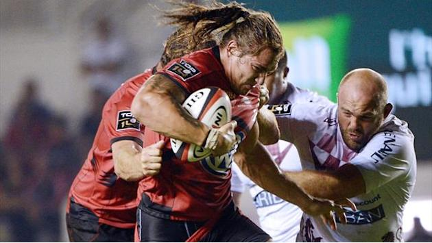 Toulon go top in France