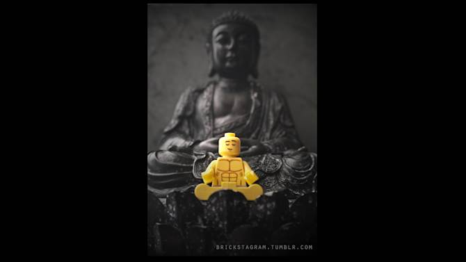 Brickstagram: A Man's Journey Through Cancer With LEGO