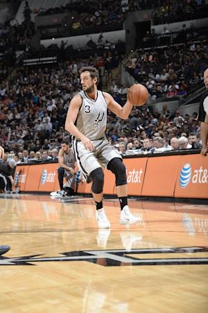 Belinelli, Spurs top Pelicans 96-80; streak at 17