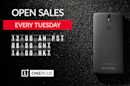 Everyone can finally buy a OnePlus One… but only one day a week
