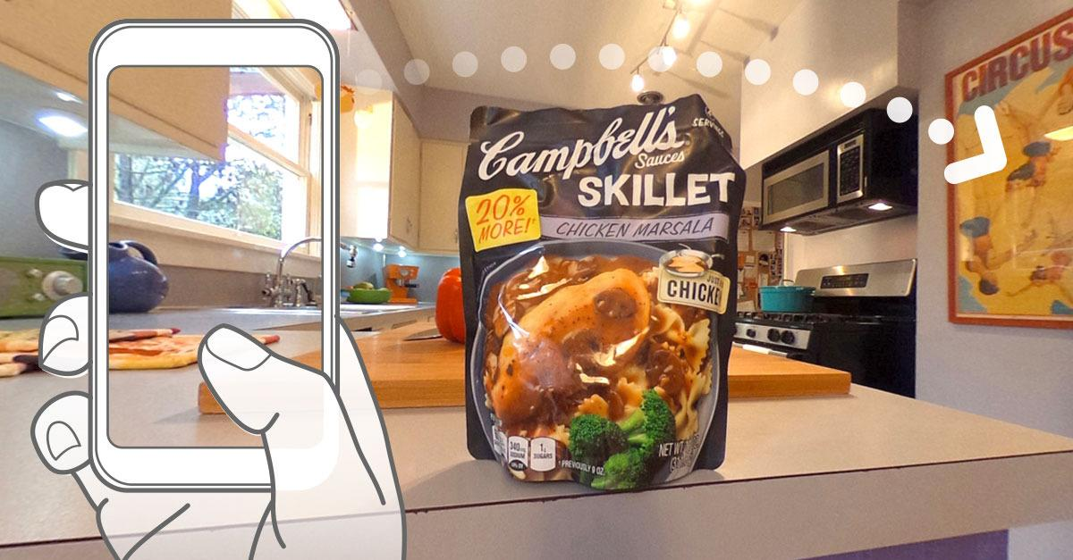 Explore Campbell's New 360° Experience