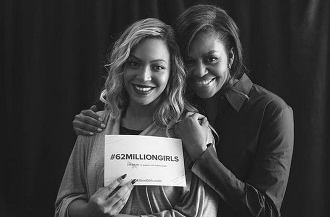 Check Out Michelle Obama's Playlist to Celebrate International Day of the Girl
