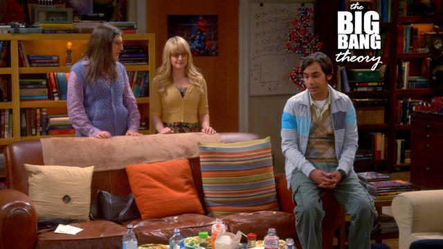 The Big Bang Theory - Fat Kid
