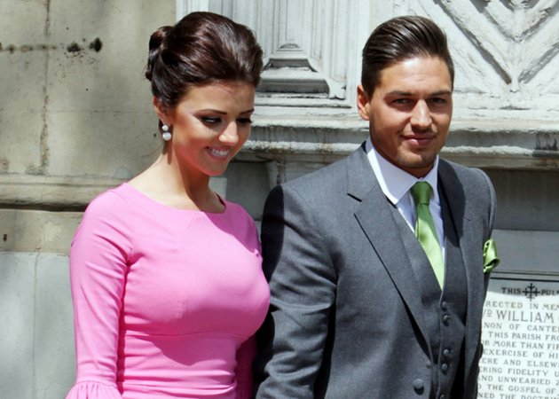 TOWIE's Lucy Mecklenburgh and Mario Falcone