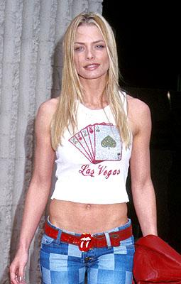 Premiere: Jaime Pressly at the Hollywood premiere of Columbia's Joe Dirt - 4/1/2001