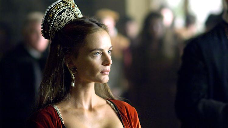 Gabrielle Anwar stars as Princess Margaret  in The Tudors.
