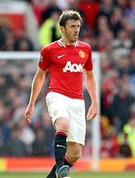 Michael Carrick is eager to avoid a repeat of last season's Champions League disappointment
