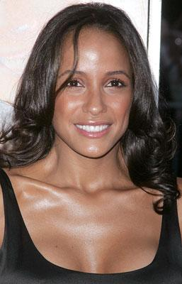 Dania Ramirez at the New York premiere of Universal Pictures' Georgia Rule