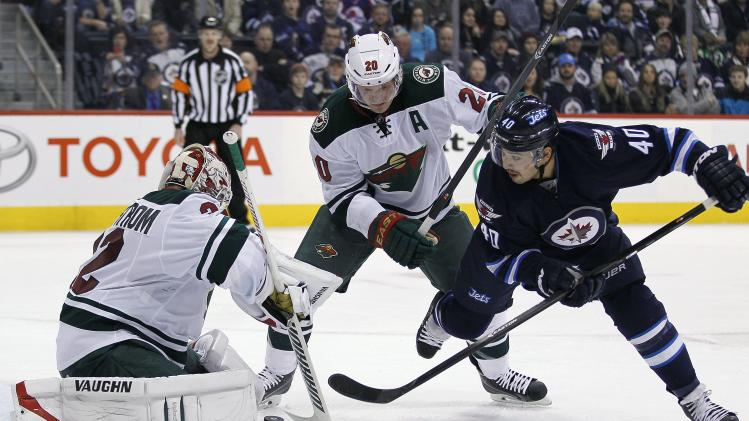 Wild edge Jets in shootout 3-2