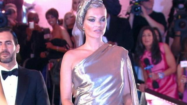 Kate Moss on Johnny Depp, Stress of Modeling Career