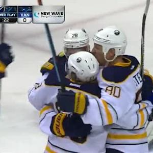 Chris Stewart Goal on Ryan Miller (04:00/1st)