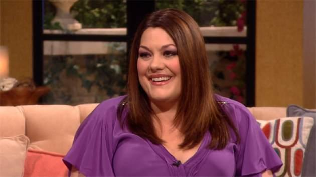 Brooke Elliott from 'Drop Dead Diva' visits Access Hollywood Live, June 17, 2013 -- Access Hollywood