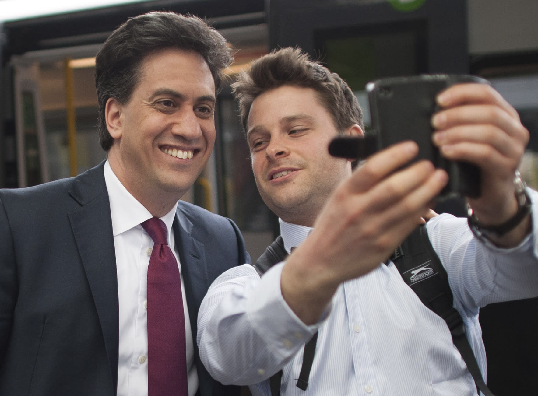 Social media a key battleground in Britain's election