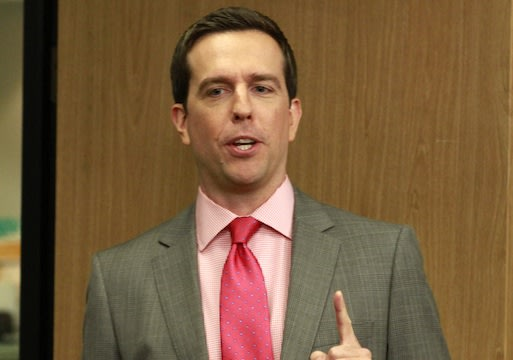 Eye On Emmy: Ed Helms on His Bumpy First Year as Office Boss and Why He'll Be Back For More