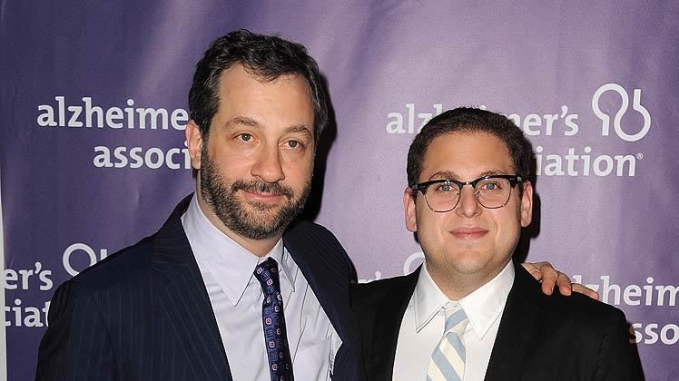 Apatow Hill Night At Sardis