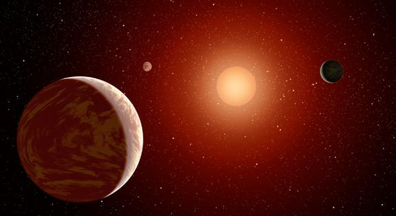 Nearly Every Star Hosts at Least One Alien Planet