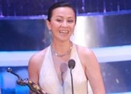 "Carina Lau: ""It doesn't compare to Tony"""