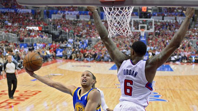 Warriors, Clippers to meet in Oakland for Game 3
