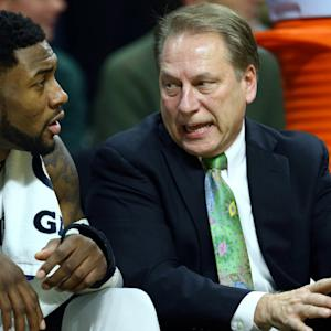 "Tom Izzo ""Shocked"" By Michigan State's Defense"