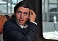 Fiorentina's Riccardo Montolivo, pictured here in 2010, will be part of the new-look AC Milan next season, coach Massimiliano Allegri said on Saturday