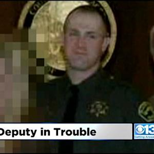 Once-Honored Placer County Sheriff's Deputy Arrested On Teen Sex Charges