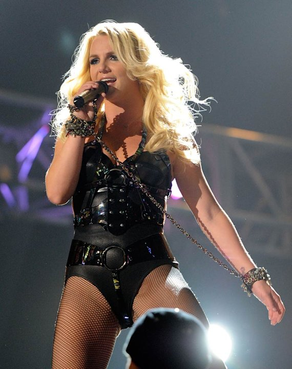 Britney Spears Bllbrd Music Awards
