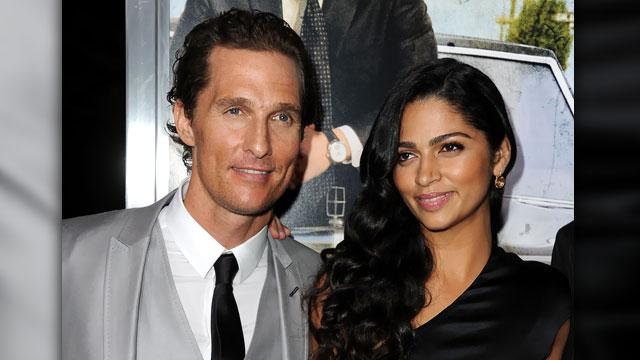 Matthew McConaughey Has Another Baby on the Way