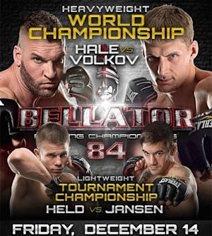 Bellator 84 Results: Alexander Volkov Captures Heavyweight Crown, Lightweights Cancelled