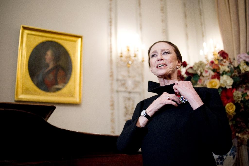 Russian ballet great Maya Plisetskaya dies at 89