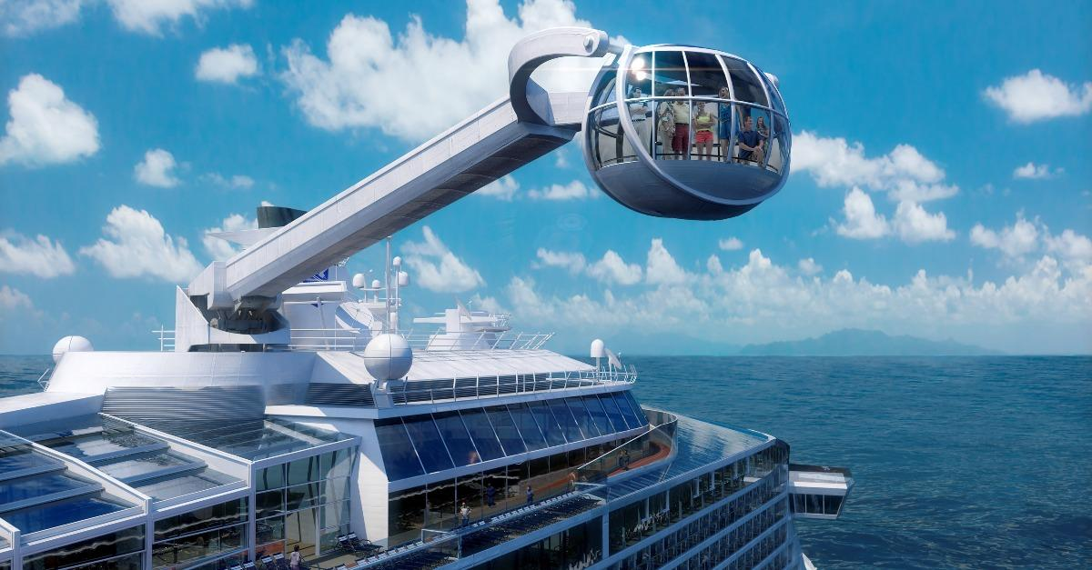 See Why Cruisers Are Flocking to This Big New Ship
