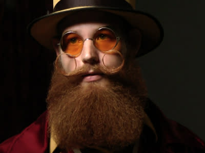 World's Best Beards, Mustaches Gather to Compete