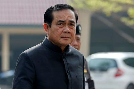 Thailand at a crossroads following king's death, PM says