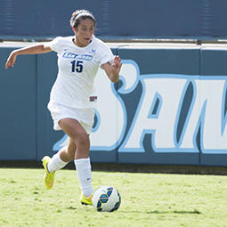 WCC Women's Soccer Player of the Week | October 20, 2014