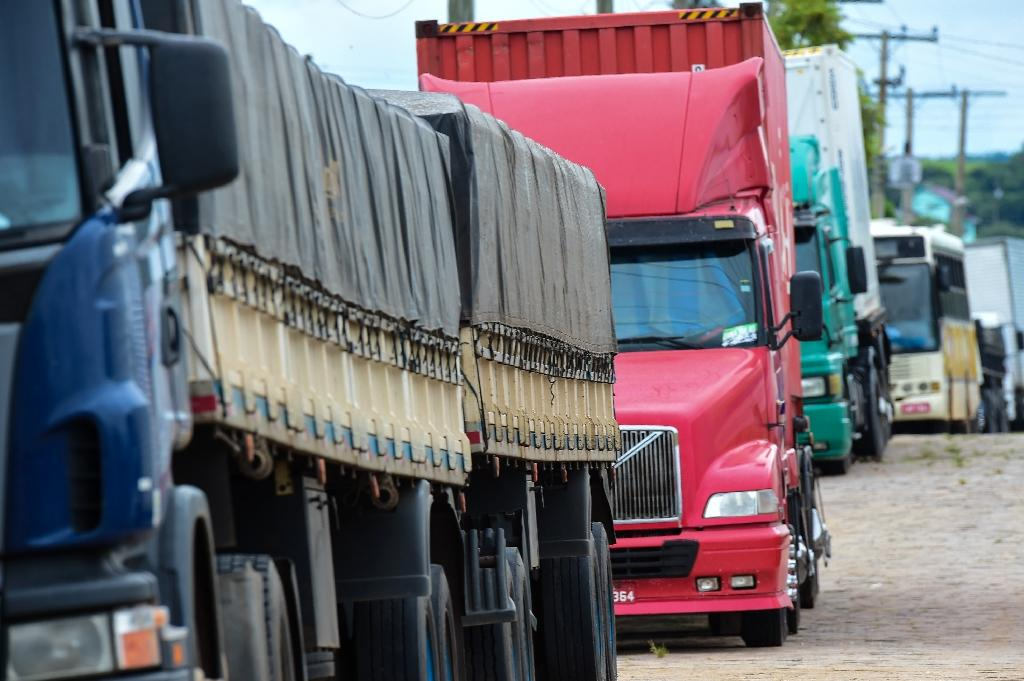 Brazil beefs up police to quell trucker protest