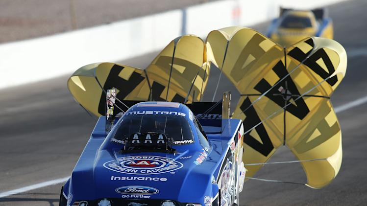 NHRA: Summitracing.com Nationals-Qualifying