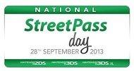 Nintendo UK Announce First National StreetPass Day