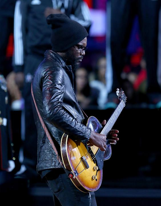 NBA All-Star Concert and Performances 2014