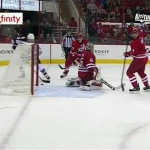 Paul Stastny tucks one in on the PP